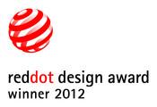 reddot design award winner 2012
