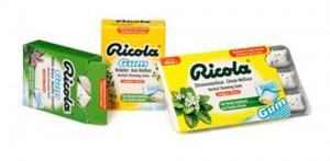 Ricola - Kräuter-Kaugummi