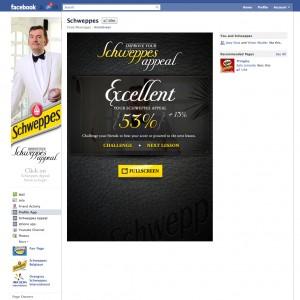 schweppes - facebook