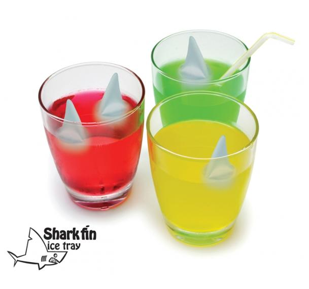 sharkfin ice tray