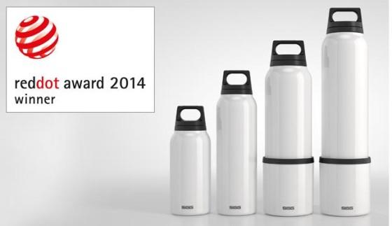 sigg - reddot award 2014