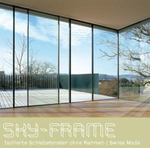 sky frame die grossfl chige schiebefenster innovation. Black Bedroom Furniture Sets. Home Design Ideas