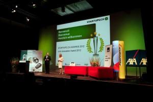 startups.ch award 2012