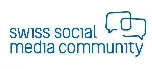 swiss social media community logo