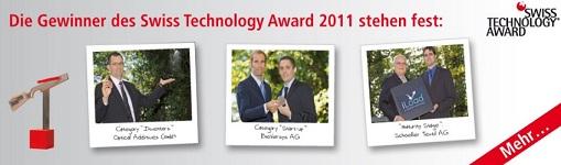 swiss technology award 2011