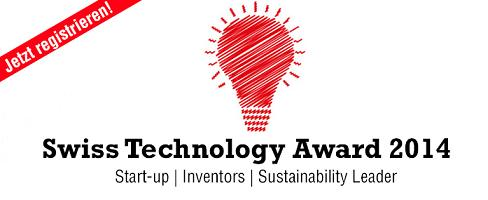 swiss technology award 2014