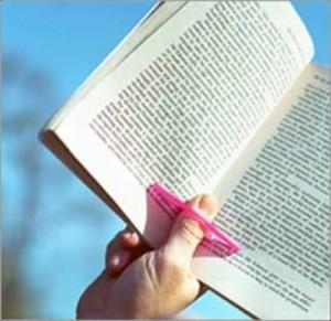Thumbthing -die praktische Lesehilfe-