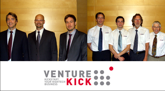 venture kick 2011