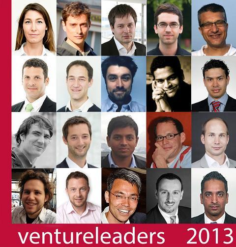 venture leaders 2013