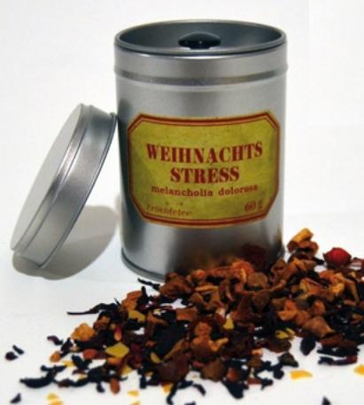 weihnachts-stress Tee