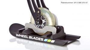 wheel blades