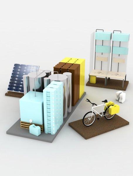 Futuristisches Toilettenkonzept, Quelle: http://www.spiegel.de/fotostrecke/fotostrecke-71576.html